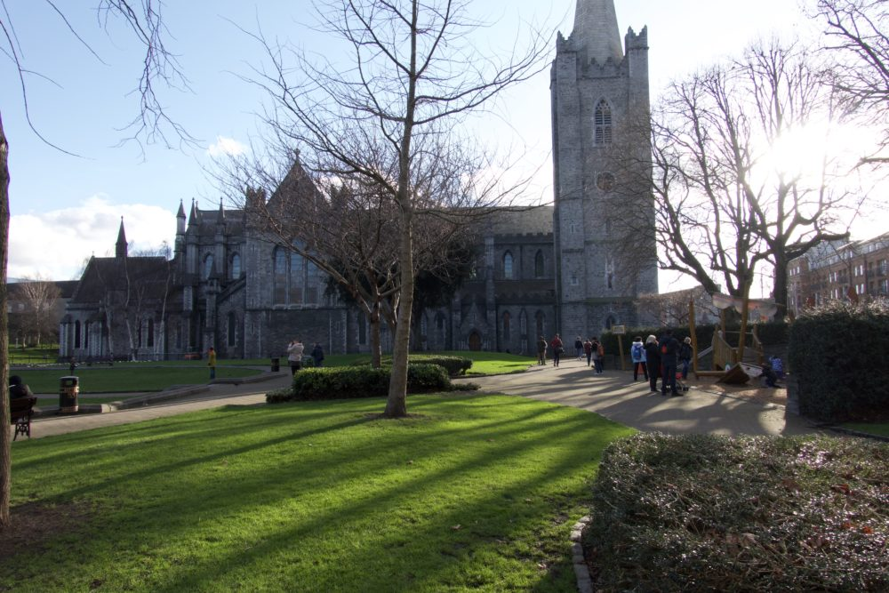 St. Patricks Cathedral - Dublin - Februar 2019