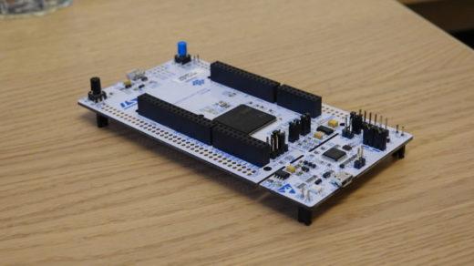 STM32 Nucleo-L4R5ZI Development Board